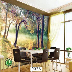 پوستر طبیعت P036