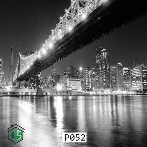 پوستر نمای شهری P052